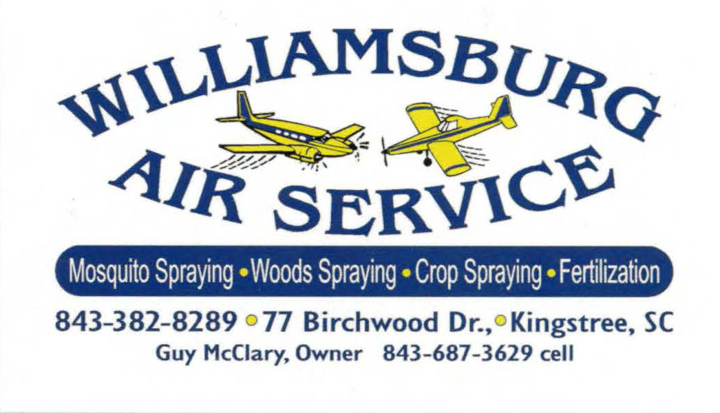 Williamsburg Air logo